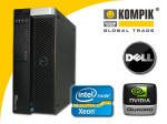 DELL Precision T3600 Xeon E5-1607 ! SSD 512 GB ! FX580 32 GB ! Win 7 Pro