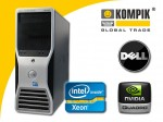 DELL Precision T3500 XEON W3503 !  6 GB ! 250 GB FX 1800 ! Win 7 Pro